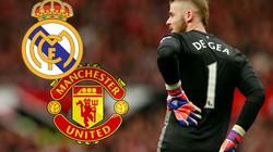 Real trả De Gea 5 triệu bảng để ở lại M.U