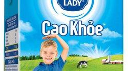 FrieslandCampina giới thiệu sản phẩm Dutch Lady Cao Khỏe