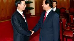 Việt- Trung nhất trí kiểm soát tốt bất đồng trên biển