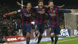 Top 10 cầu thủ xuất sắc nhất châu Âu mùa giải 2014-2015