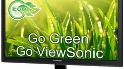 ViewSonic tung cùng lúc 6 màn hình siêu tiết kiệm điện