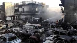 Cháy rừng lan tới tận thủ đô Athens, dân hốt hoảng sơ tán