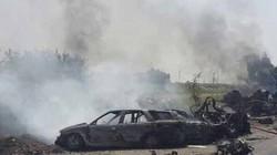 Video hiện trường IS đánh bom xe làm hơn 100 người chết thảm