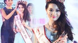 Tân hoa hậu Hoàn vũ Trung Quốc gây thất vọng tràn trề