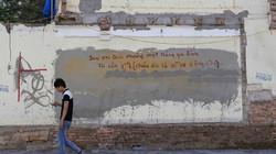 """Rao bán bức tường 1 tỷ: """"Thực chất là đòi chia lợi"""""""