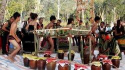 Lễ cầu mưa của người Jrai là di sản quốc gia