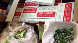 TP.HCM: Đánh sập cơ sở sản xuất thuốc tránh thai giả