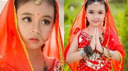"""Mê mẩn với vẻ đẹp của """"Cô dâu 8 tuổi phiên bản Việt"""""""