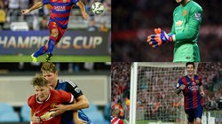 """Đội hình """"siêu khủng"""" kết hợp giữa M.U với Barca"""