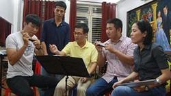 Nhóm nhạc Việt đưa harmonica ra sân chơi quốc tế