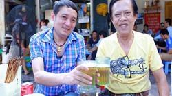 Danh hài Chiến Thắng la cà bia hơi với nhạc sĩ Vinh Sử