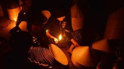 Phiên chợ đêm đặc biệt nón Gò Găng