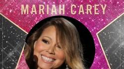 Mariah Carey nhận ngôi sao trên Đại lộ danh vọng