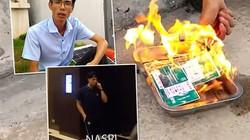 Báo Anh nói gì về vụ fan Việt đốt tập vé xem Man City?