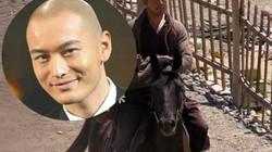 Huỳnh Hiểu Minh xuống tóc cho vai diễn Đường Tăng