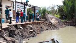 """7 tháng, TP.HCM bị """"hà bá"""" gây ra 11 vụ nuốt đất"""