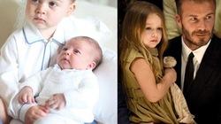 Đáng yêu như 3 em bé nổi tiếng nhất hành tinh