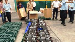 Gửi nhầm 94 súng, gần 500 băng đạn qua sân bay Tân Sơn Nhất