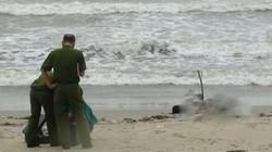 Đang đi đánh bắt, phát hiện thi thể trôi trên biển