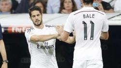 """Isco được chọn đá """"số 10"""", James và Bale ra rìa"""