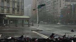 Toàn cảnh siêu bão mạnh nhất 2015 tàn phá Đài Loan