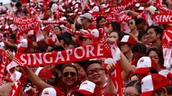 Ảnh: Singapore rực rỡ trong lễ Quốc khánh 50 năm