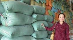 Bà chủ xay xát và thương hiệu lúa chét xứ Lệ