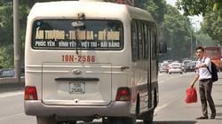 Đề xuất phạt cả hành khách bắt xe dọc đường