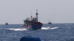 Tàu Cảnh sát biển cứu tàu cá cùng 6 ngư dân bị nạn trên biển