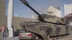 """Đại gia dùng xe tăng cán bẹp BMW để mua vui """"ngông"""" cỡ nào?"""
