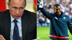 """Nổ """"bom tấn"""", đội bóng Anh cảm ơn Tổng thống Putin"""