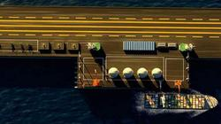 Trung Quốc âm mưu xây đảo nổi khổng lồ ở Biển Đông