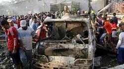 Đánh bom xe ở Iraq, ít nhất 60 người chết, 200 người bị thương