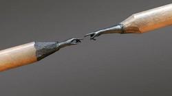 Kinh ngạc điêu khắc tí hon từ đầu bút chì