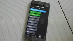 Lộ kết quả kiểm tra hiệu suất Galaxy Note 5