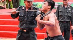 Chiêm ngưỡng nội công của cảnh sát trẻ!