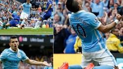 Man City - Chelsea (3-0): Vùi dập nhà vô địch