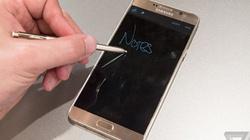 """Khám phá những tính năng """"độc"""" trên bút S Pen của Note 5"""