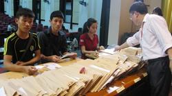 Ngày 25.8, các trường phải công bố danh sách thí sinh trúng tuyển