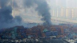 Vụ nổ tại Thiên Tân gây tổn thất hàng tỷ USD