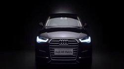 Ra mắt xe mới Audi A6 2015 với đèn LED ma trận