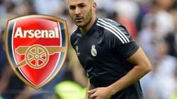 """CHUYỂN NHƯỢNG (23.8): Benzema """"tỏ tình"""" với Arsenal, M.U có người thay Di Maria"""