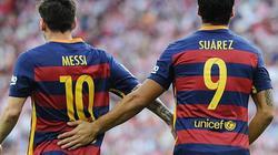 Clip: Messi lại hỏng penalty, Suarez cứu rỗi Barcelona