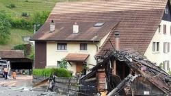 Thụy Sĩ: 2 máy bay đâm nhau, 1 người thiệt mạng