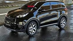 Kia Sportage 2016 - Đứa con lai của  Sorento và Optima