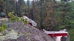 Canada: Máy bay đâm vào núi, 6 người thiệt mạng