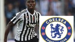 """CHUYỂN NHƯỢNG (25.8): M.U """"giật hàng"""" của Man City, Chelsea sẽ có Pogba"""