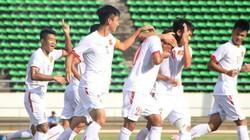 Thắng nhẹ U19 Đông Timor, U19 Việt Nam dẫn đầu bảng B