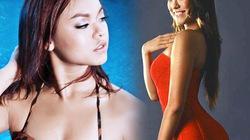 9x có vòng ba 101 cm gây chú ý tại Hoa hậu Hoàn vũ VN