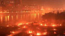 Khói lửa ngợp trời mùa Vu Lan ở Trung Quốc